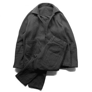 API-custom-Sashiko-jacket-pants-