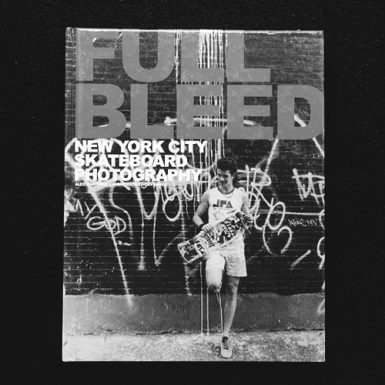 FULL-BLEED NEW YORK CITY SKATEBOARD PHOTOGRAPHY