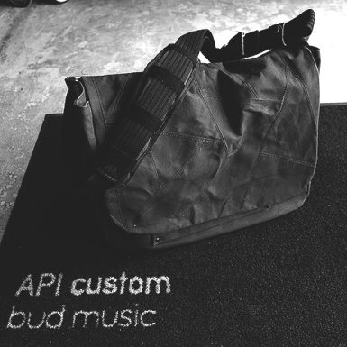 API-custom-Bag--Paraffin-Canvas