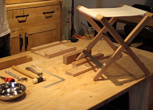 Making-your-own-folding-stool--