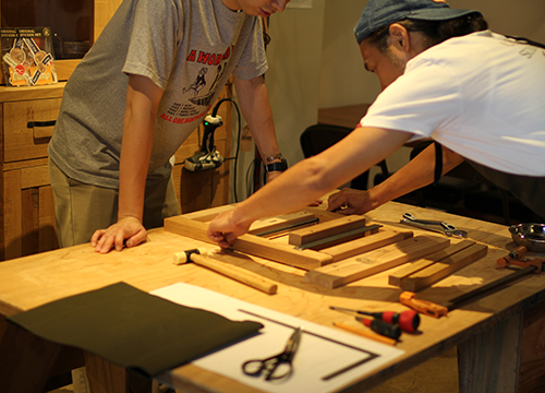 Making-your-own-folding-stool---