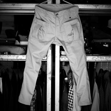 API-004ISO 磯部正文 API custom Pants