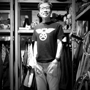 API custom new pants API-004ISO husking bee 磯部正文