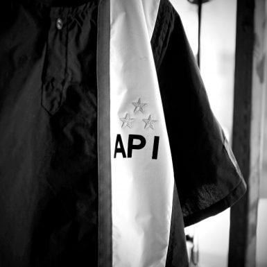 API custom tee AB tokyo