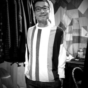 apicustom one of a kind wear masafumi isobe 磯部正文 husking bee ab tokyo