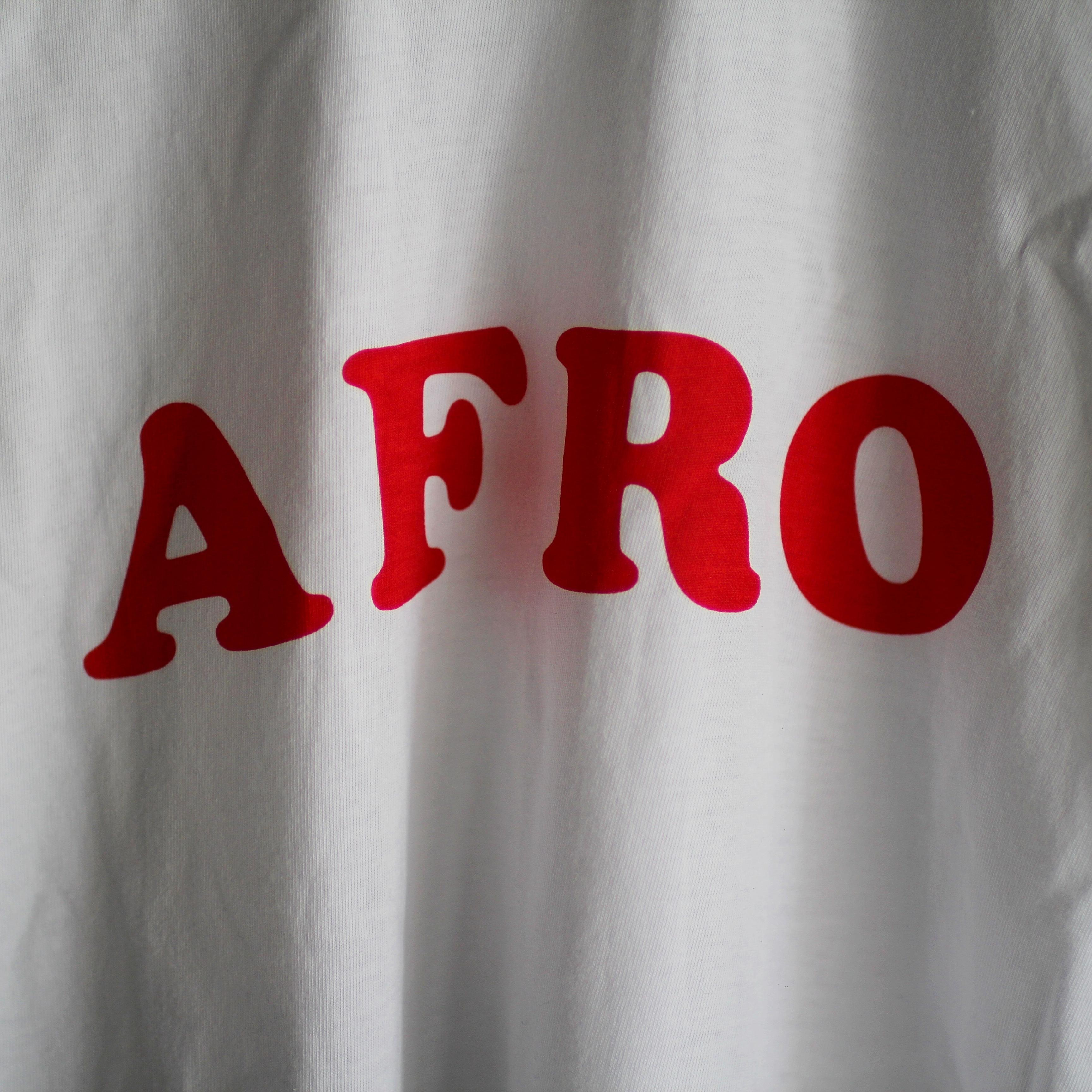 AFRO tee 2
